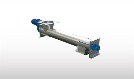 Stainless Steel Tubular Screw Conveyors
